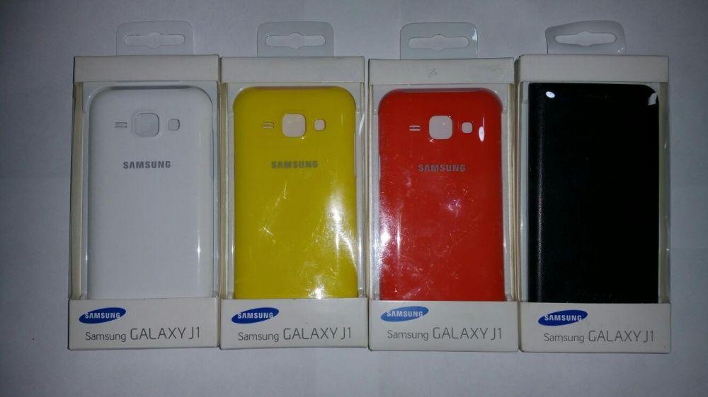 Husa originala Samsung pentru Samsung Galaxy J1 2015 (J100)