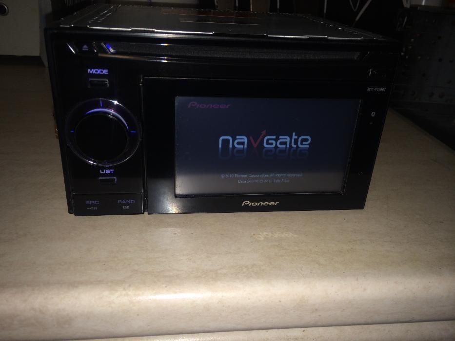 Navigatie Pioneer Avic F310Bt DVD USB SD Navi Bluetooth
