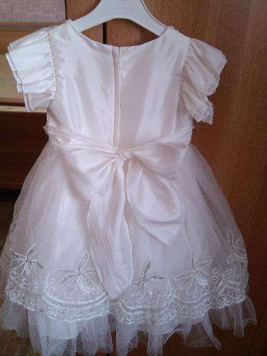 продам детское нежное богатое платье