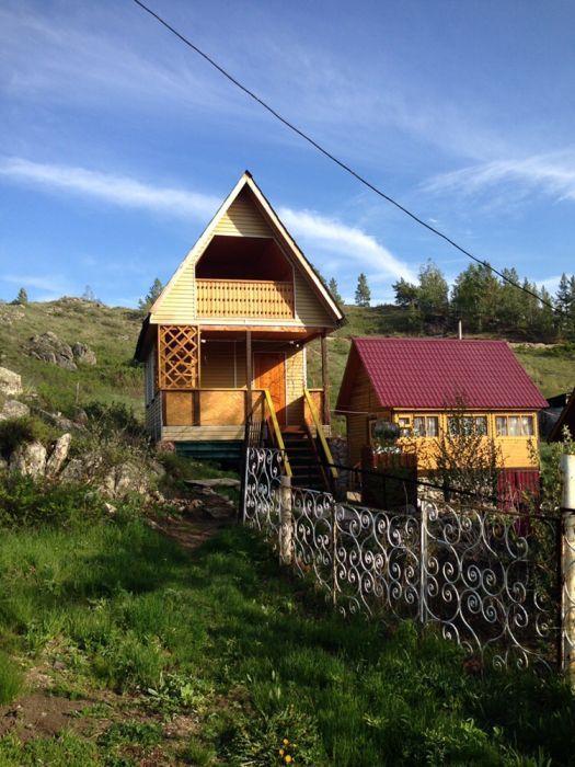 Сдается домик на Бухтарминском водохранилище, отдых, бухтарма, сдам