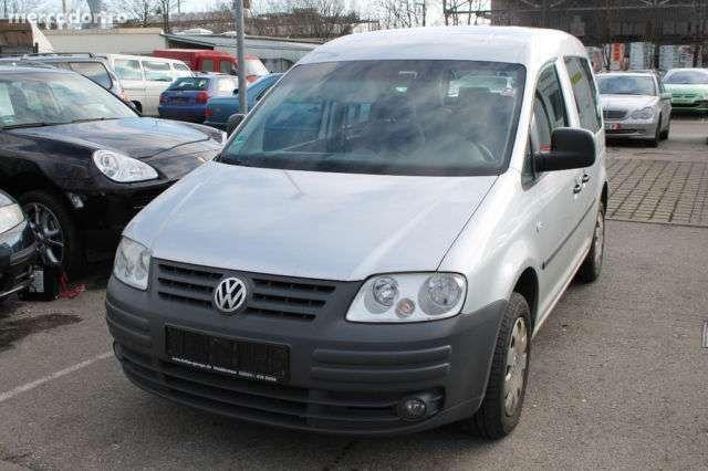 Dezmembrez VW Caddy 2005-2013 Malu Mare - imagine 5