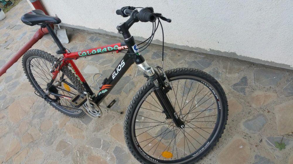 """Bicicleta MTB Elios Colorado 26"""""""
