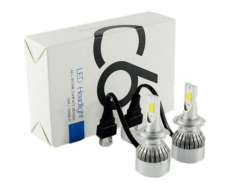 Хит Цена!!!Крушки LED H7,H1,H4,H8,H11,HB4