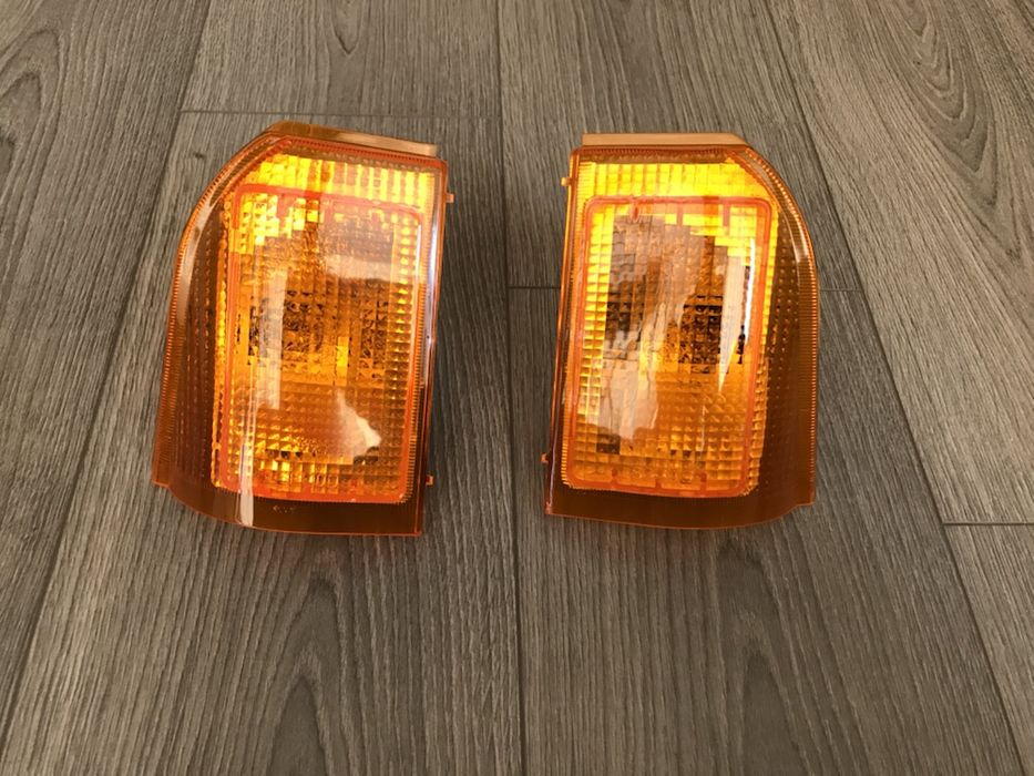 Set lampa lampi semnal semnalizare semnalizatoare Elba noi Dacia 1310