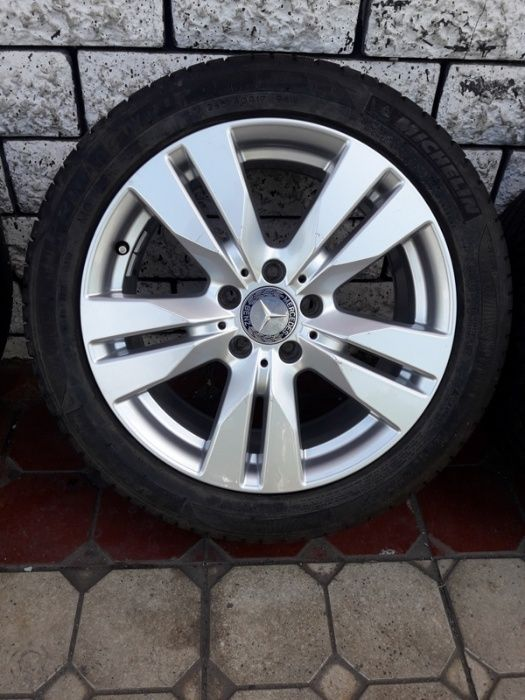 Jante Mercedes E Class Coupe 17 OEM Oradea - imagine 3