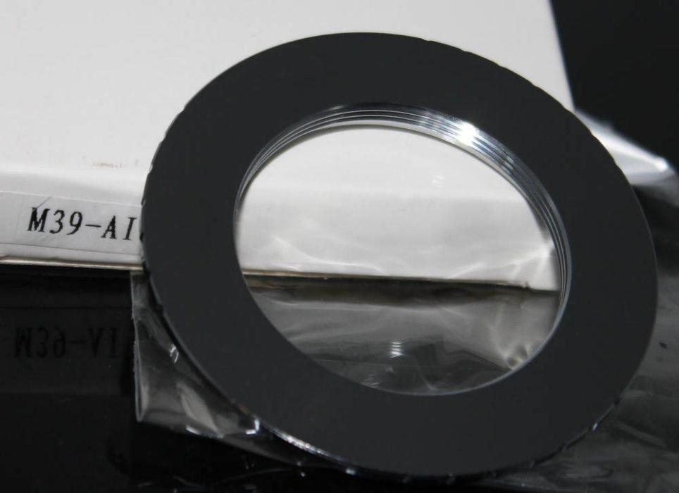 Adaptor M39 la Nikon