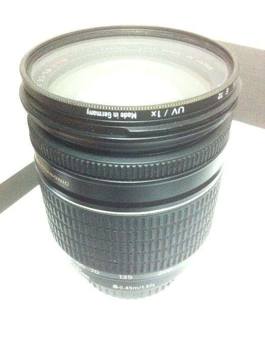 Obiectiv Canon 28-200mm 0.45/1.5ft Ultrasonic + filtru UV