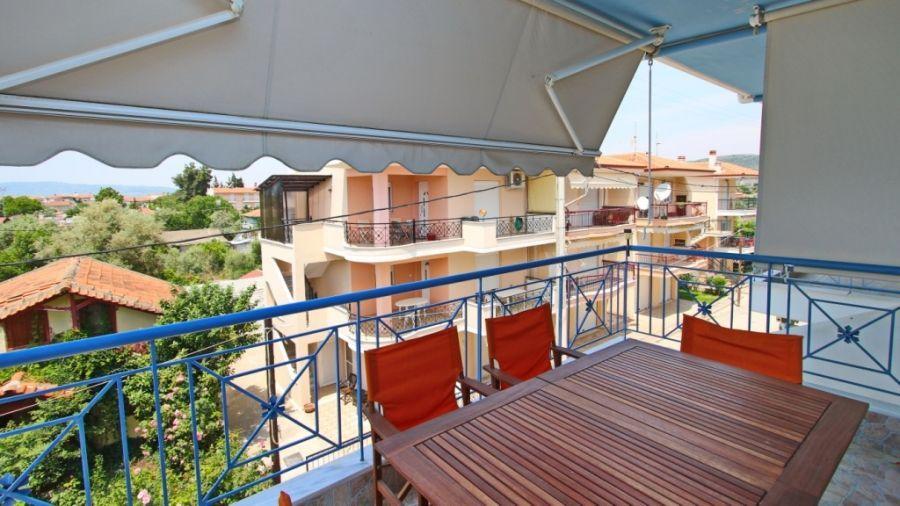 На море в Гърция: Апартамент с 2 спални до плажа на ОФРИНИО Бийч гр. София - image 10