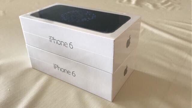 IPhone 6 32Gb na caixa selado com todos acessórios.