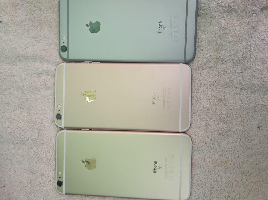 Iphone 6s pluz 32g 64g 128g todos ha bom preço super cline