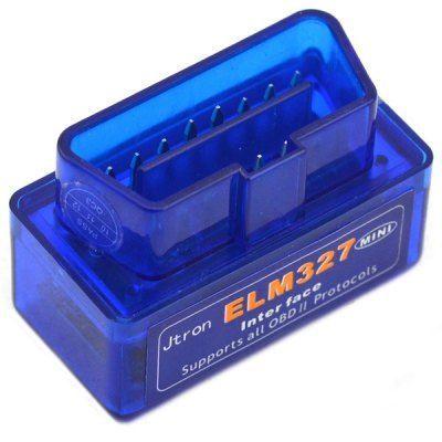 ELM327 Bluetooth OBD-II диагностический сканер для автомобиля V2.1
