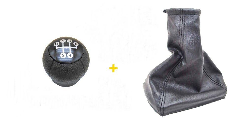 Комплект маншон + топка за скоростен лост Опел Астра Г