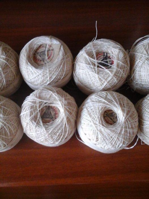 конци за плетене Круше 400гр.+100гр.подарък