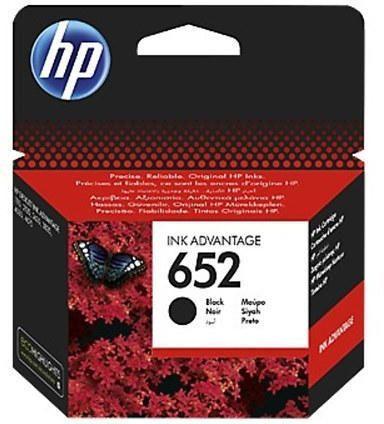 Глава за HP 652 чернa Оригинaлна F6V25AE за HP DJ 1115_2135_3635_3835