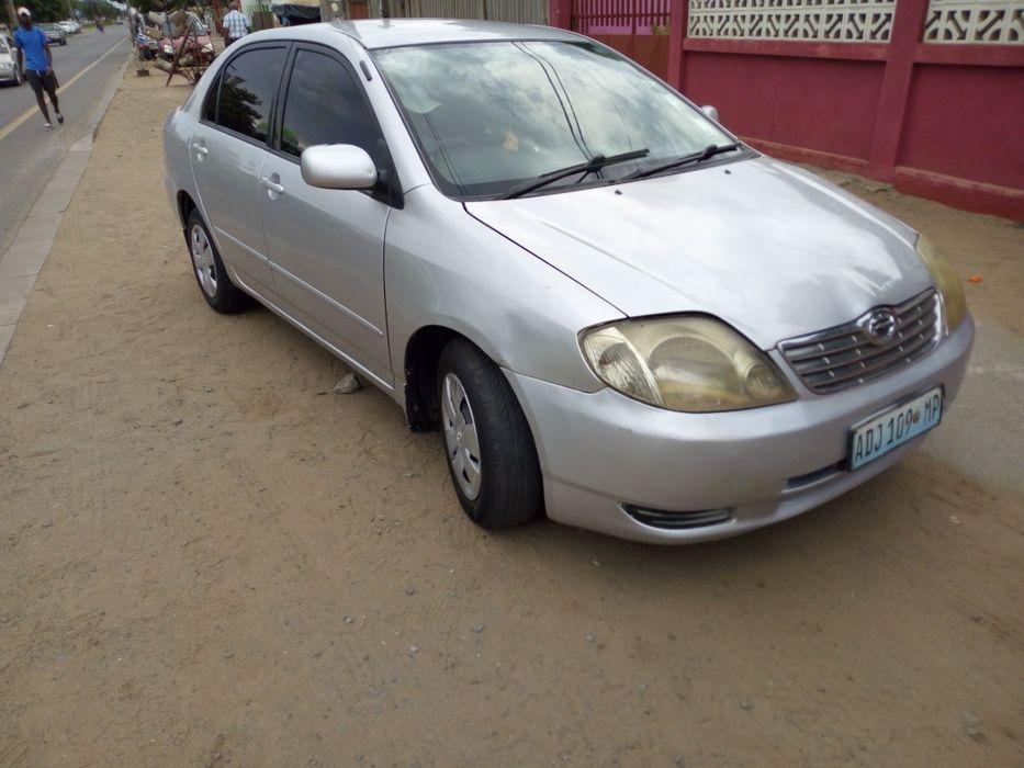 Toyota Corrola Escova Cidade de Matola - imagem 1