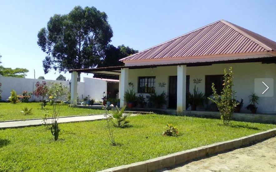 Troco fazenda com casa legalizada no Huambo