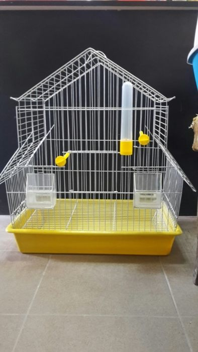 Клетка за птици-56×48×33