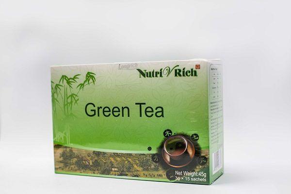 Chá de perda de pesa (Longrich) - medicinal