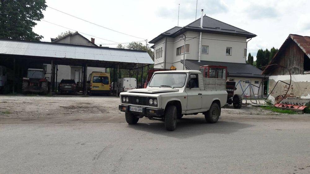 Aro 242 2.3 diesel AUTOUTILITAR Horezu - imagine 1