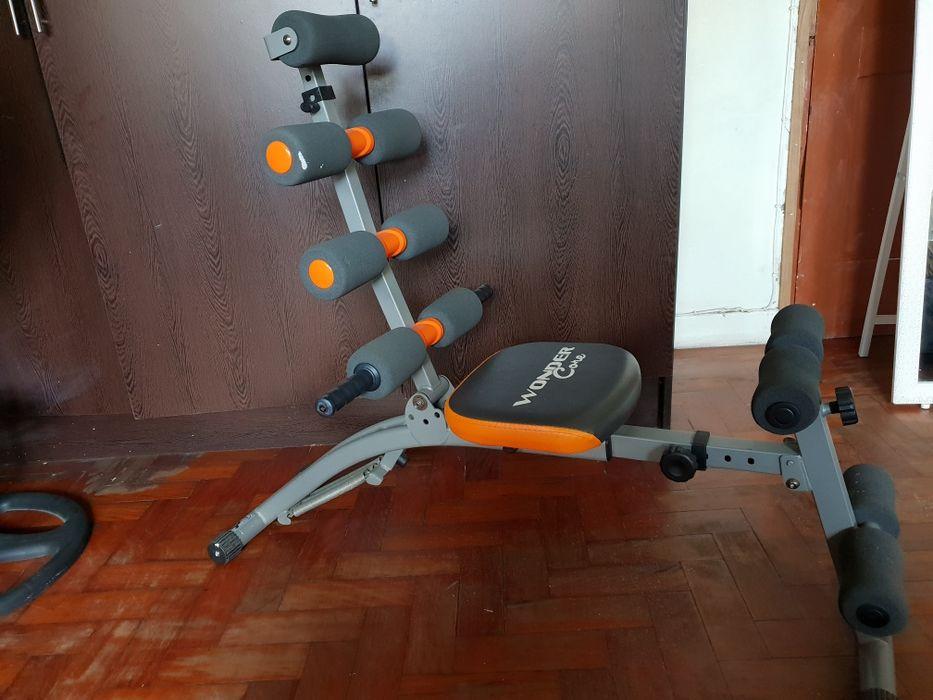 máquina de exercício Bairro do Xipamanine - imagem 2