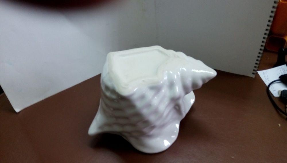 Ваза или декоративна купа с формата на раковина гр. София - image 4