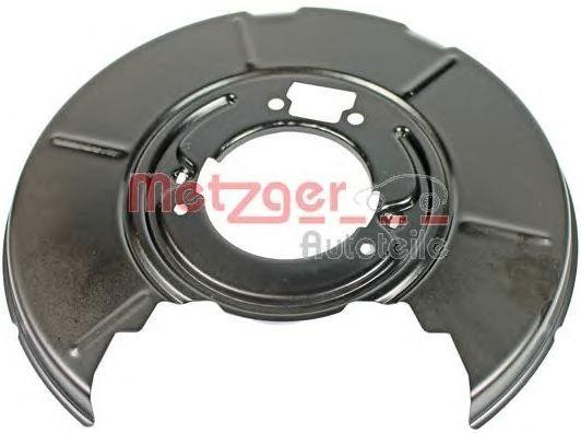 Protectie disc spate pentru BMW e46