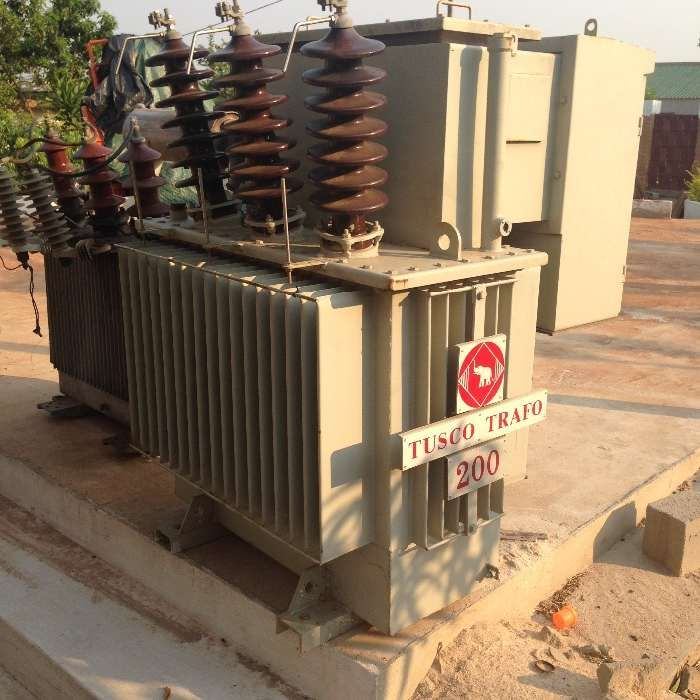 Transformador de Energia (PT)