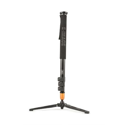 E-IMAGE MA90 4-Section Professional Aluminium Monopod Long Legs 20cm