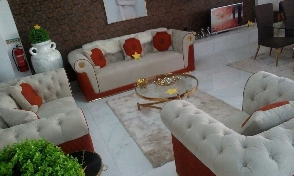 Vendo sofa L