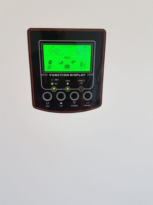 Invertor 5kw/ controler 3kw