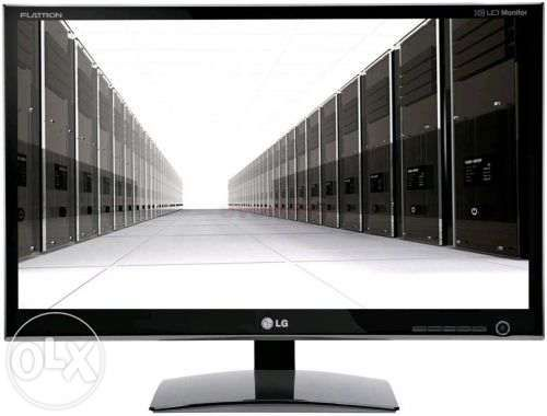 "Monitor 3D LED Full HD LG 25"" D2542P-PN schimb cu monitor gaming"