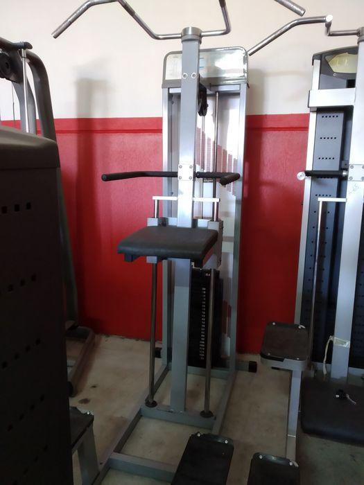 8 Máquinas Musculação Salter 400