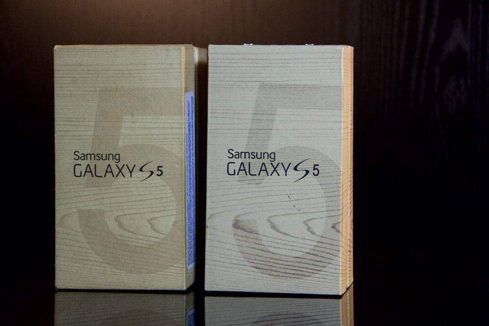 Samsung Galaxy s5 novo na caixa selado