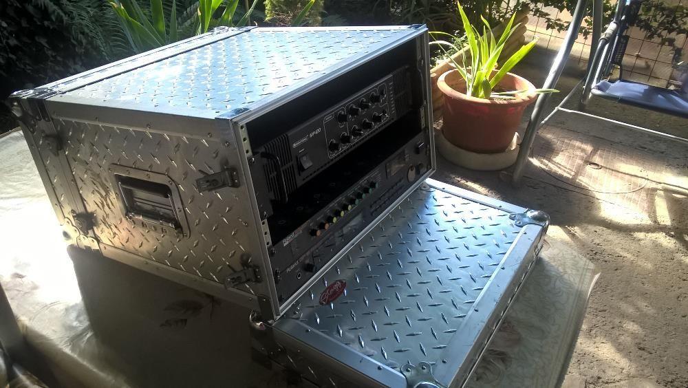 Procesor Voce, procesor Chitara, Amplificator Omnitronic 120 W RMS