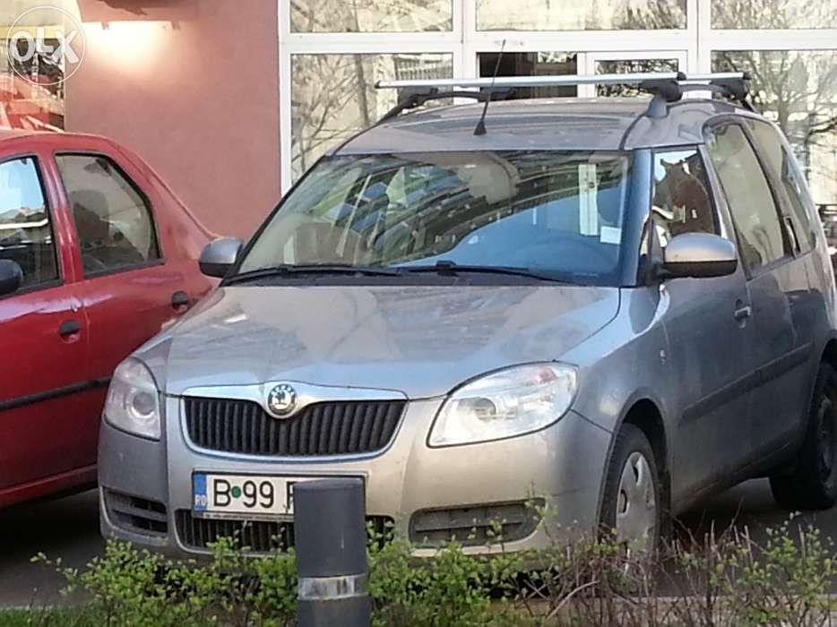 Bare Portbagaj Aluminiu : Skoda Octavia Fabia Break Roomster Yeti