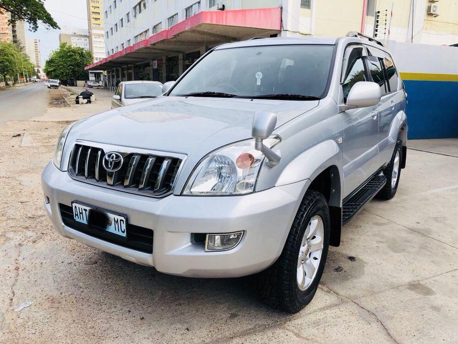 Land Cruiser Prado Recém Chegado