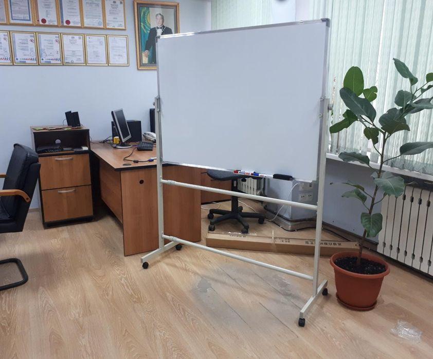 Маркерно-меловые магнитные доски в Шымкенте с бесплатной доставкой