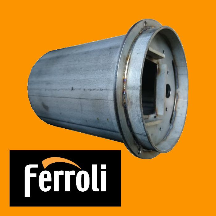 Сопло /Пламъчна тръба за пелетна горелка Фероли Ferroli/Fer/Lamborgini