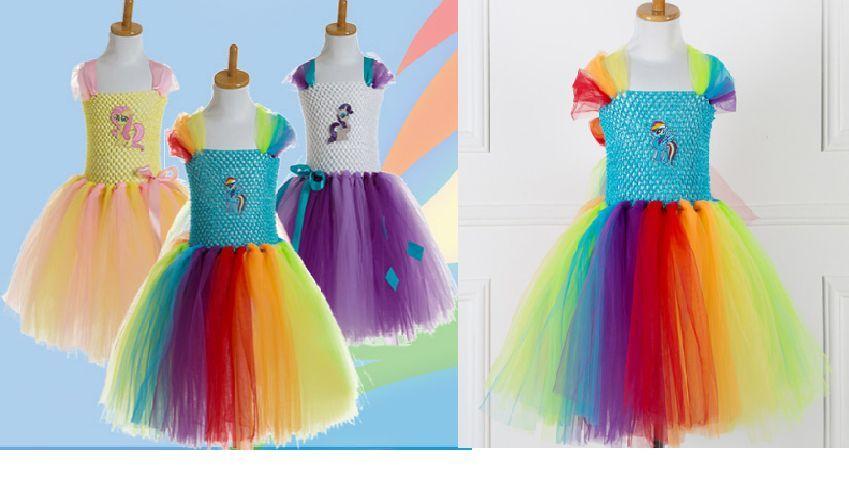 Rochita TUTU Printesa Little Ponei calut serbare carnaval cadou fetite
