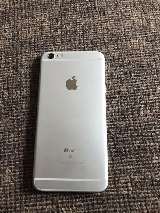 iPhone 6s 128gb Plus silver