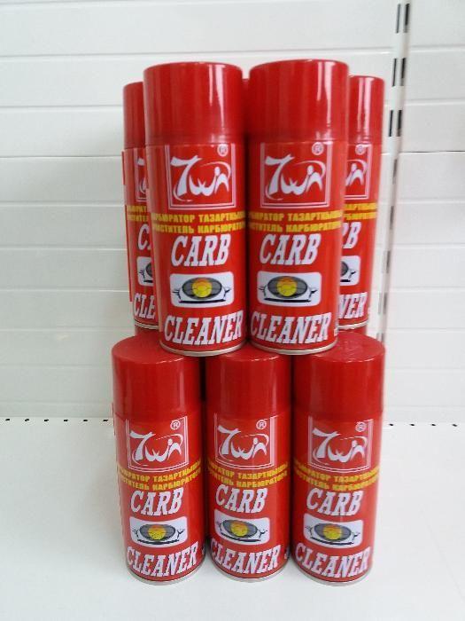Очиститель карбюратора CARB CLEANER (Карб) 450мл Павлодар - изображение 2