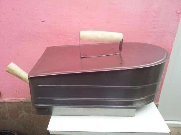 Gratar de bucatarie cu apa 400X250x140 mm Galati - imagine 1
