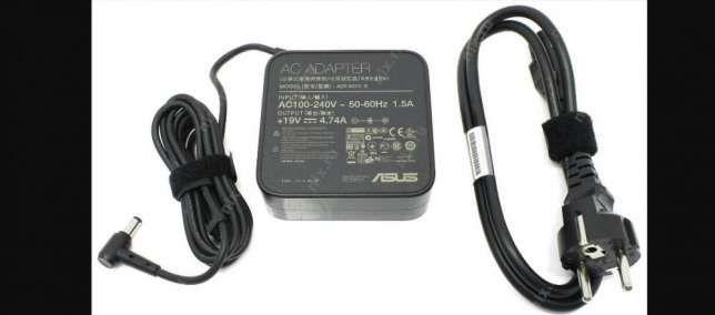 для планшета и ноутбука ASUS Зарядное устройство адаптер блок питания