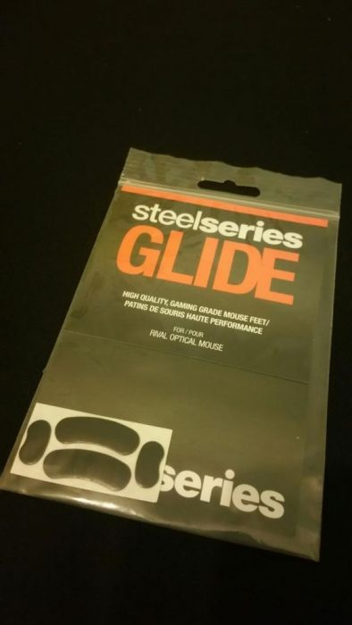Steelseries Glide pt Rival (talpa teflon mouse) ORIGINAL