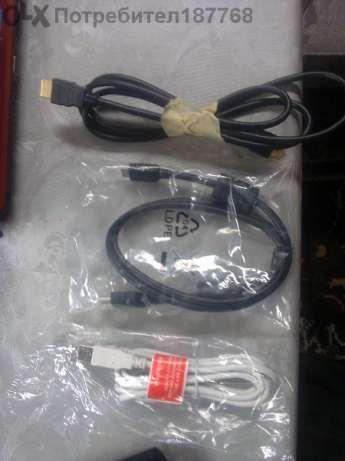 Hdmi и интернет кабели