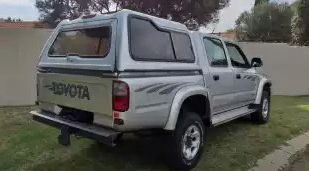 Toyota hilux double cabina