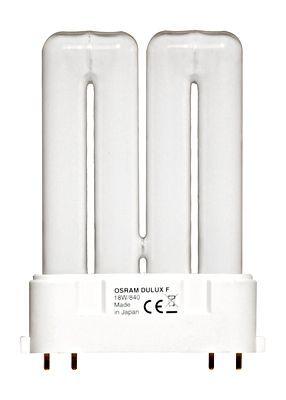 10Луминисцентна лампа OSRAM DULUX F 24W