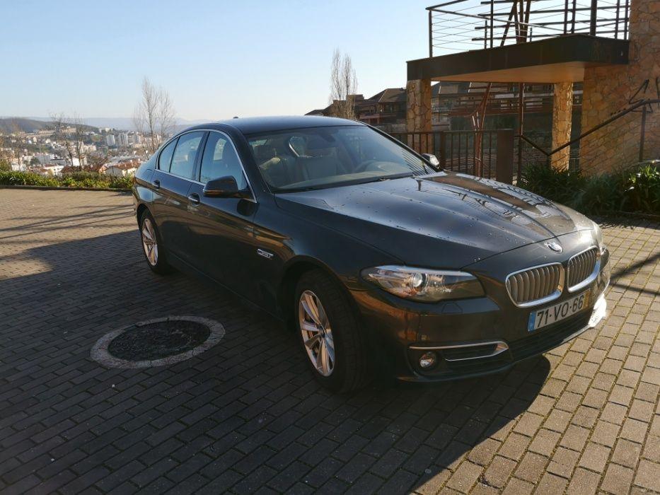 BMW 520 D pagamento kuanzas