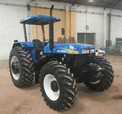 Tractores/Tratores com Semeadora e adubador
