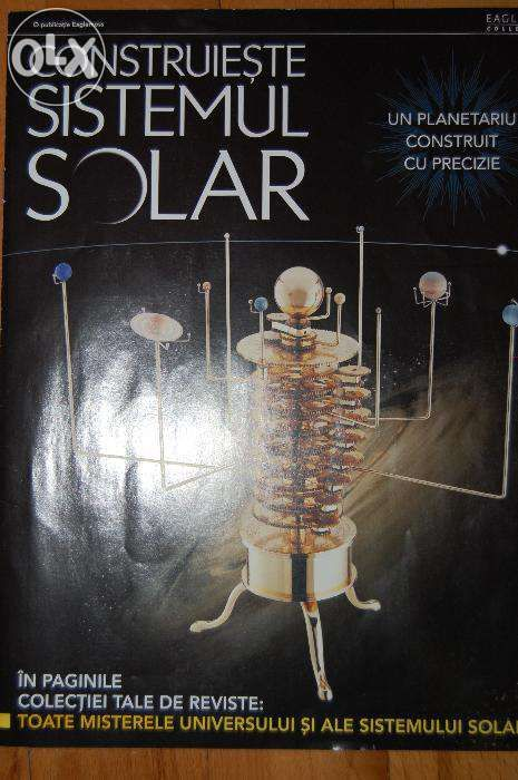 Revista Sistemul solar